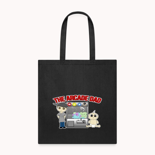 Logo White Background - Tote Bag