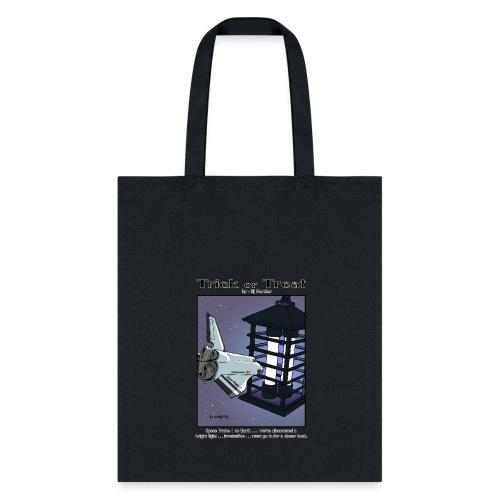 19 Space Shuttle Zapper - Tote Bag