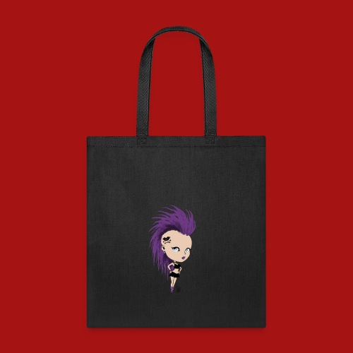 Purple Rage - Tote Bag