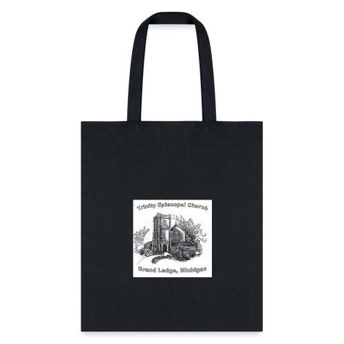 Trinity Episcopal Church - Tote Bag