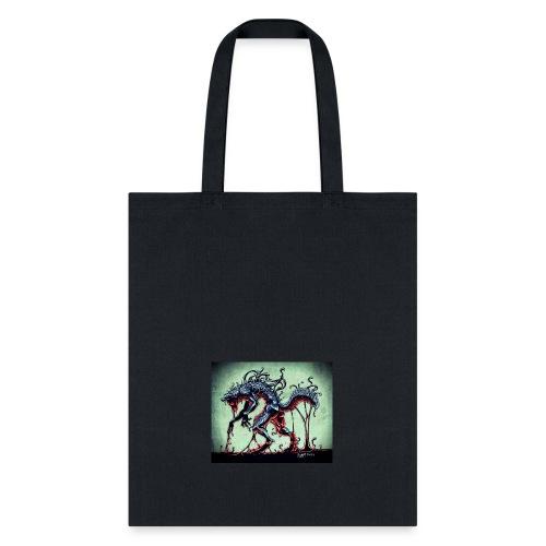 Demon wolf - Tote Bag