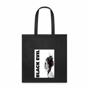 A Black Evil Fashion style... - Tote Bag