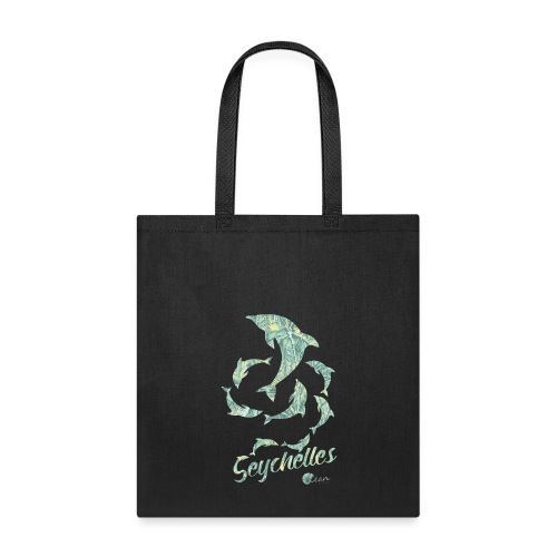 dolphin spiral - Tote Bag
