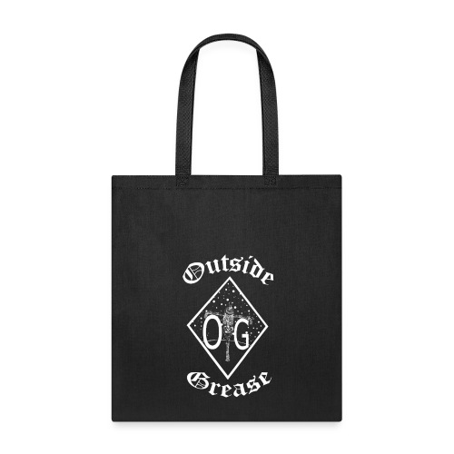 Outside Grease Logo - Tote Bag