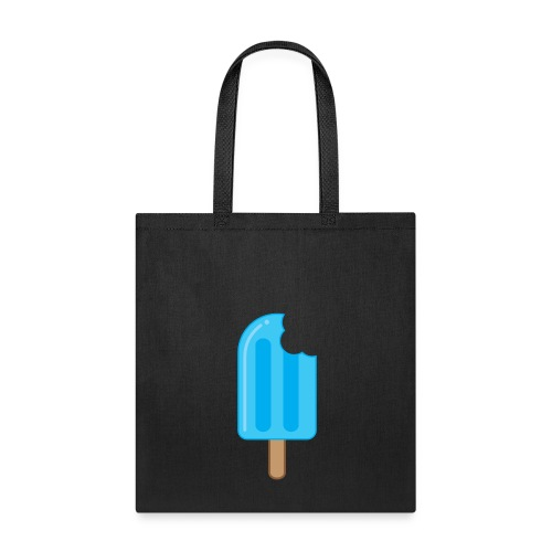 Blue Popsicle - Tote Bag