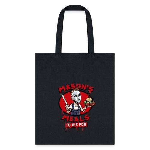 Mason's Meals - Tote Bag