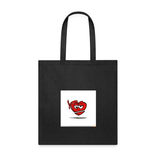 GLO Heart - Tote Bag