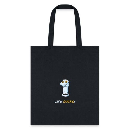 Life Socks - Tote Bag