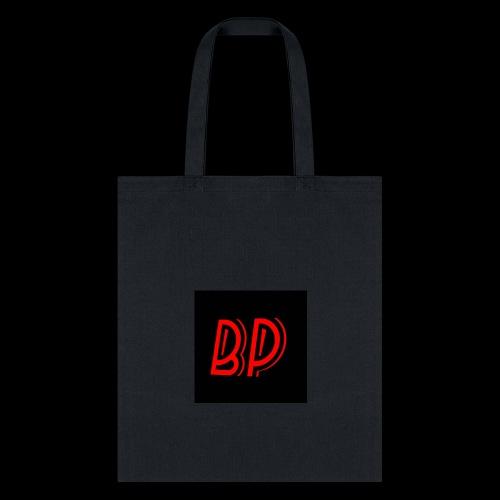 BP (BmanthePredator Logo) - Tote Bag