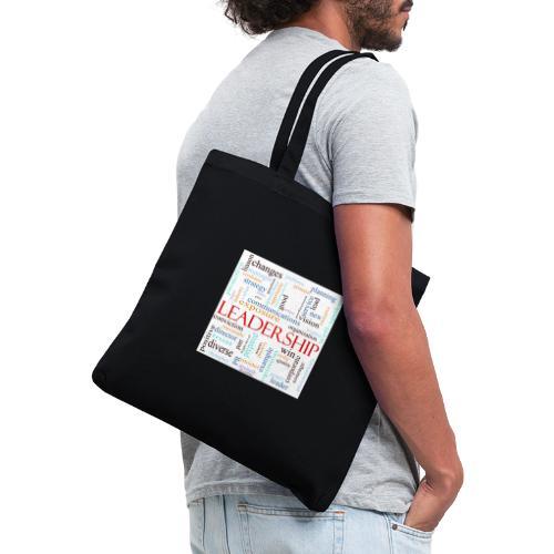 Leadership WORDLE - Tote Bag