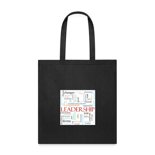 Leadership WORDLE - Tote Bag