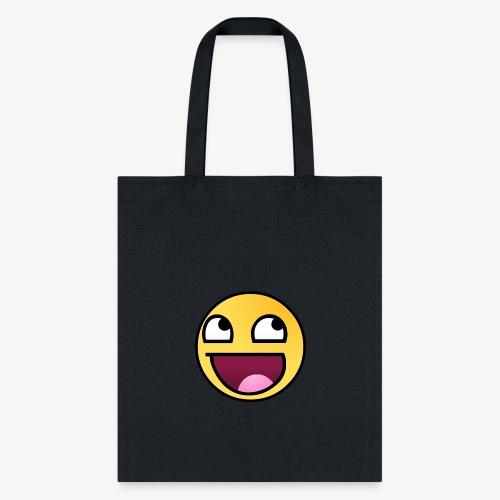 lol face - Tote Bag