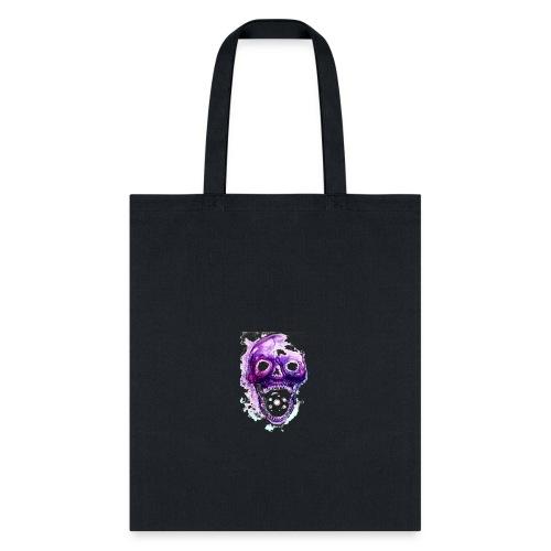 Skull vs galaxies - Tote Bag