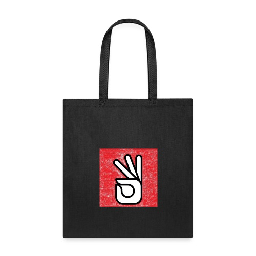 Perfect Red Worn - Tote Bag