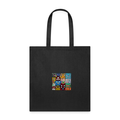 Multiple Personality - Tote Bag