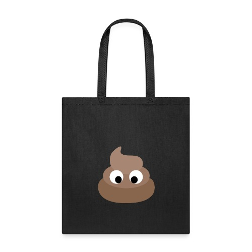 poop - Tote Bag