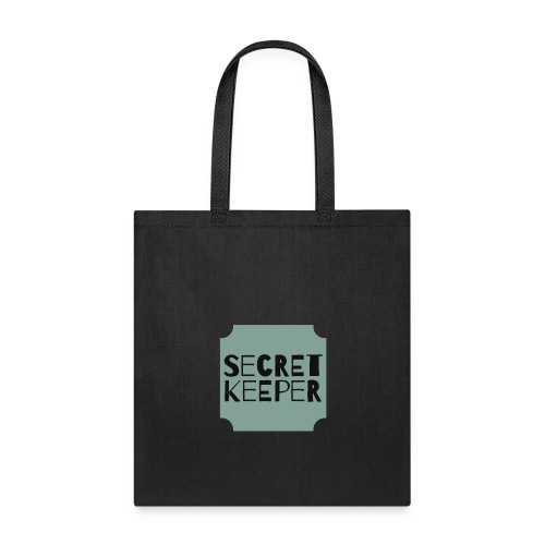 Secret Keeper - Tote Bag