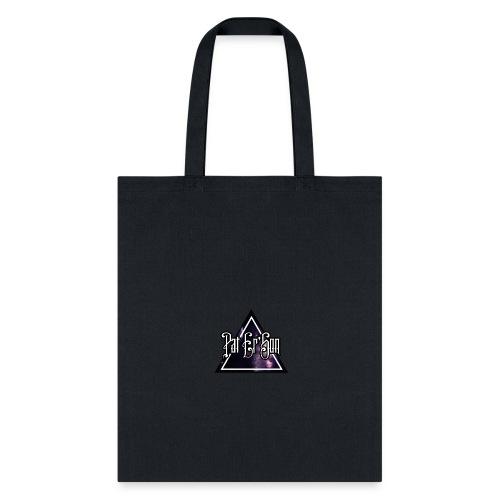 Pat Er'Son logo - Tote Bag