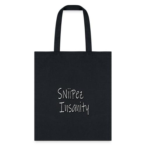 SNiiPez Insanity - Tote Bag