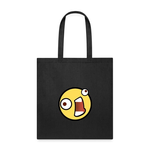 fear Emoticon - Tote Bag