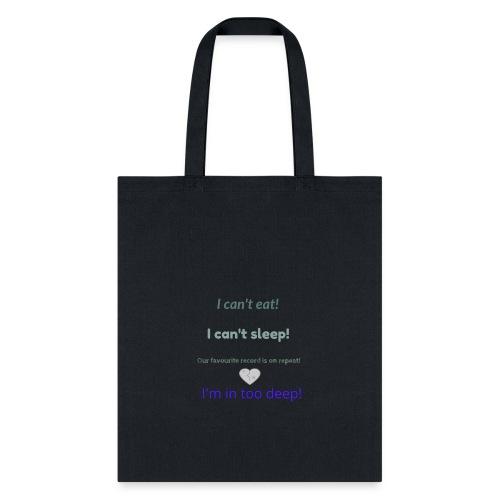 Deep love - Tote Bag