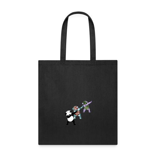 The triple Dab panda! - Tote Bag