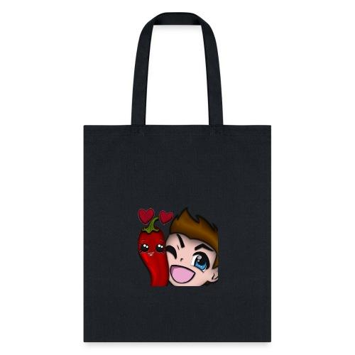 Synir Chili Love Emote - Tote Bag