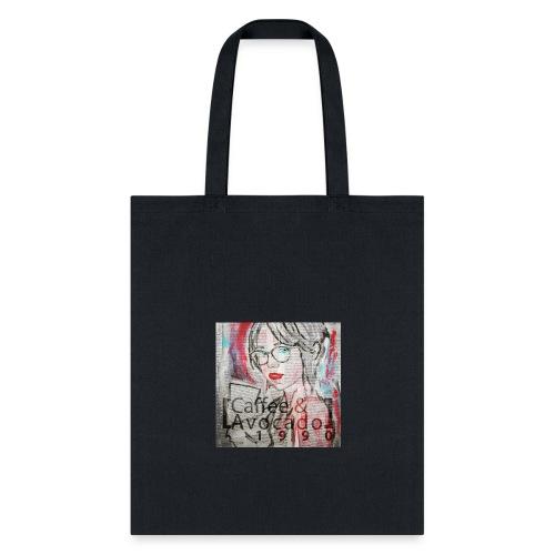 [Caffee&Avocado] - Tote Bag