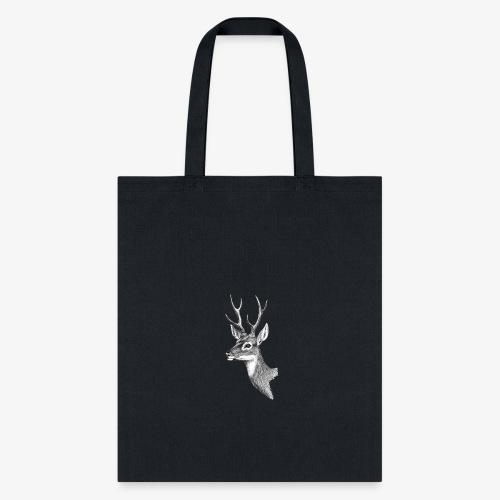 Wild Deer - Tote Bag