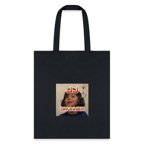 JJ Drummer Merch Clothing - Tote Bag