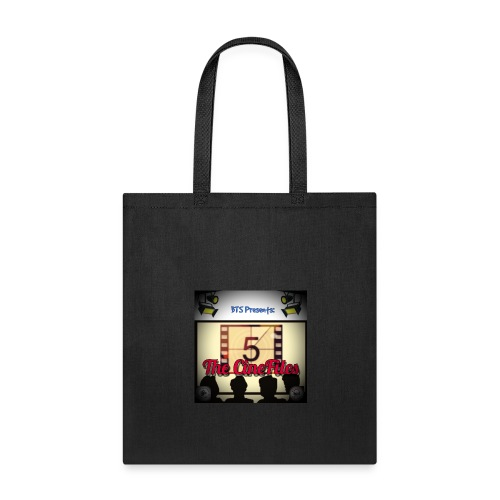 CineFiles - Tote Bag