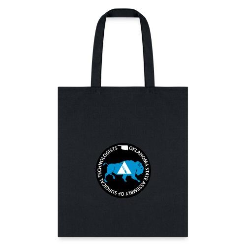OKSAlogoblack - Tote Bag