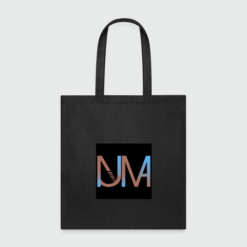 Numa Logo black background - Tote Bag