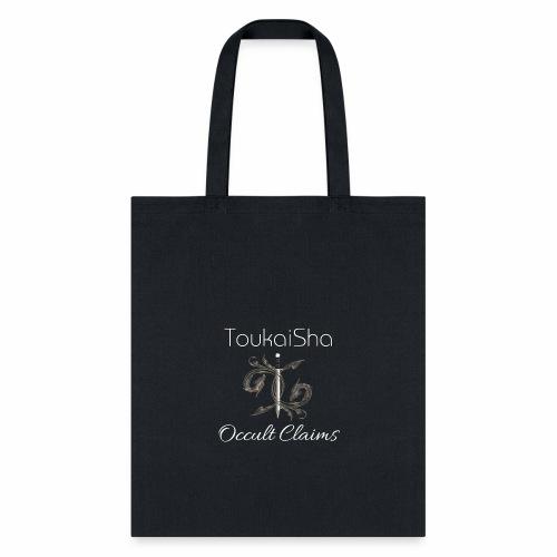 ToukaiSha Logo - White - Tote Bag