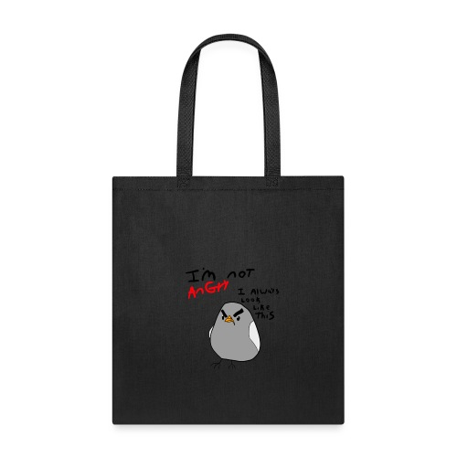 Im not angry - Tote Bag