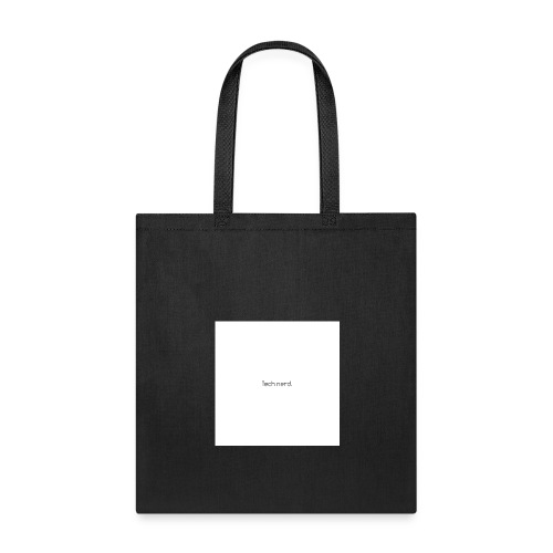 Tech nerd. - Tote Bag