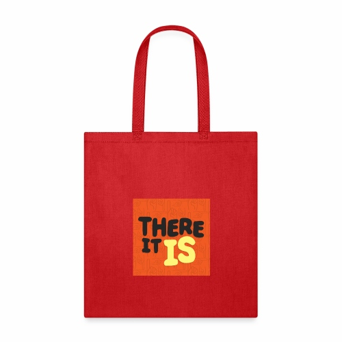 Drewsaffur14 Quote (there it is) - Tote Bag