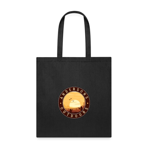 Classic Sunset Logo - Tote Bag