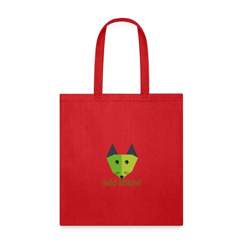 Odd Blend Fox - Tote Bag