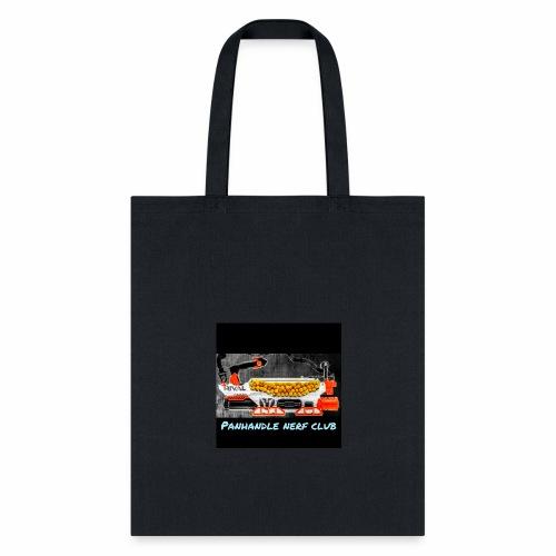 Panhandle nerf club - Tote Bag