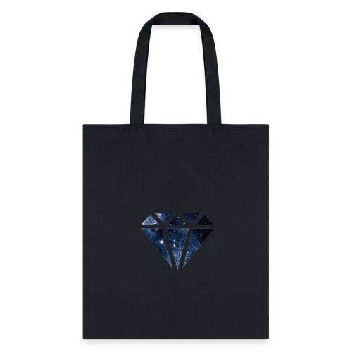space diamond - Tote Bag