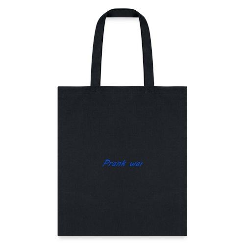 prank war edition - Tote Bag
