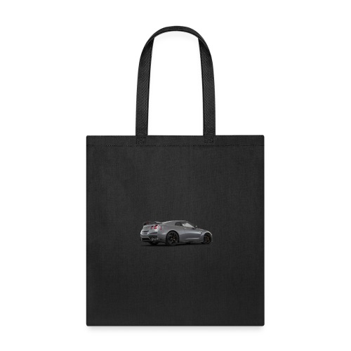 2018 nissan gt r pure - Tote Bag