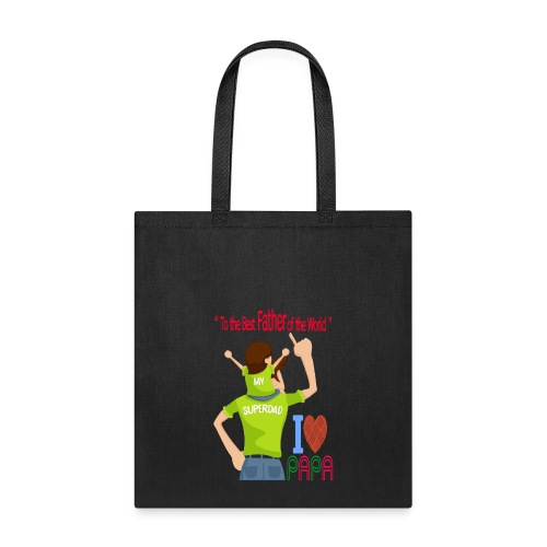 Father and son - Tote Bag