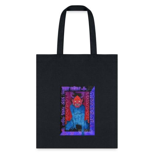 Japanese devil - Tote Bag