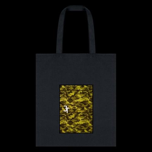 THE JT CAMO SET - Tote Bag
