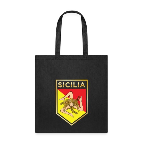 Sicilan Shield 05 SPS - Tote Bag