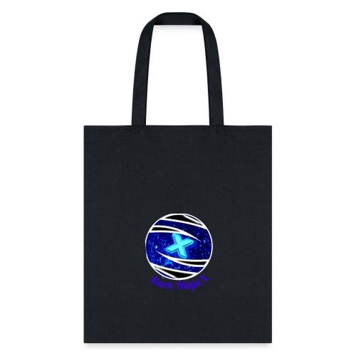 Large Dark NinjaX logo - Tote Bag