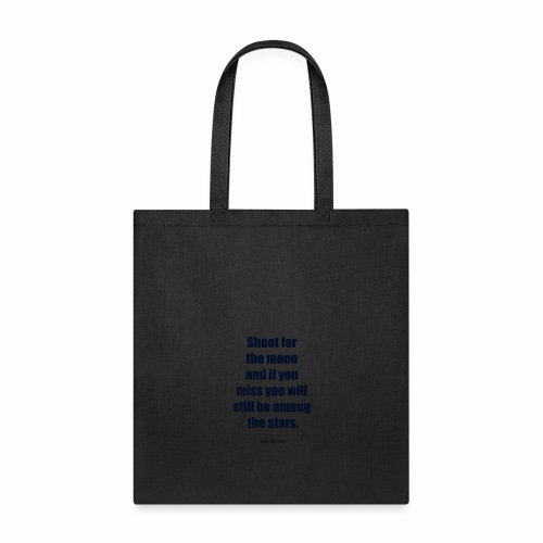 Inspirational Quote Les Brown - Tote Bag