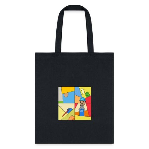 Lil Chano Cartoon - Tote Bag